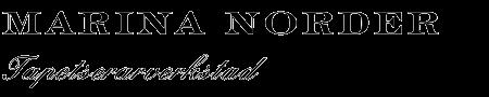 Marina Norder Möbeltapetserare